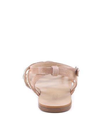 Rasteira Mini Glam Pelle