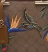 Bolsa Tote Auguri Monograma Floral