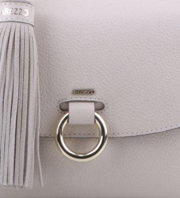 Bolsa Tiracolo Cerchio Off-White