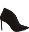 Ankle Boot Recorte Preta