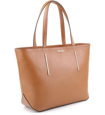 Bolsa Shopping City Tan