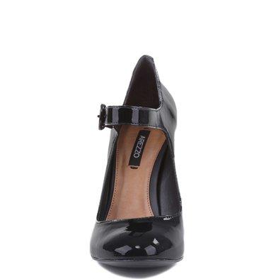 Sapato Boneca Verniz Preto