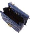 Bolsa Tiracolo Correntes Blue