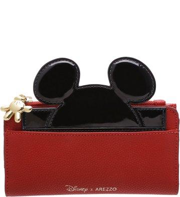 Disney x Arezzo | Carteira Pop Scarlet