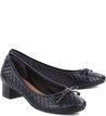 Sapato Boneca Matelassê Preto