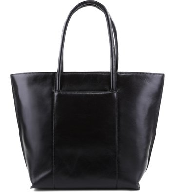 Shopping Basic Couro Preta