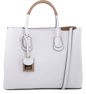 Bolsa Shopping Milano Off-White