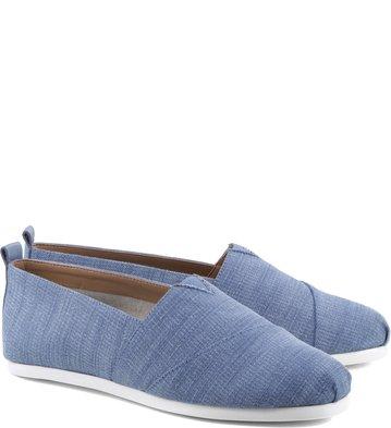 Alpargata Tecido Jeans