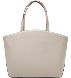 Bolsa Shopping Julia Grande Off White