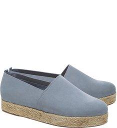 Alpargata Nobuck Sisal New Jeans