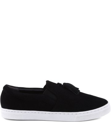 Slip-on Barbicacho Preto