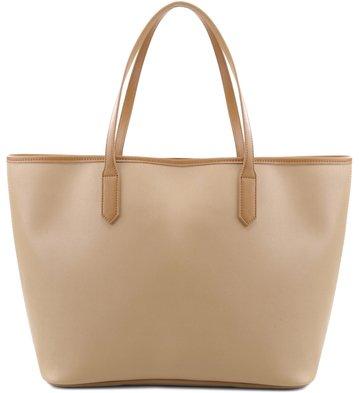 Bolsa Shopping Bege