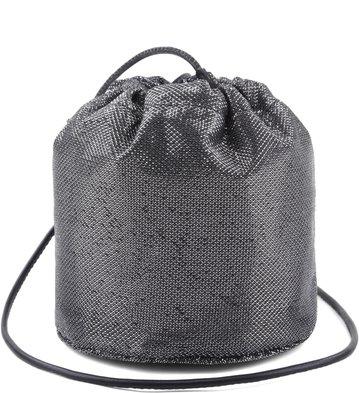 Bolsa Bucket Férias Preta