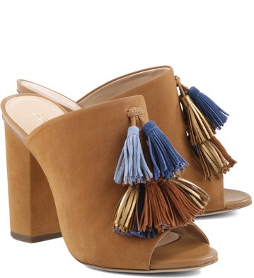 Mule Boho Fresh Multi-Blue