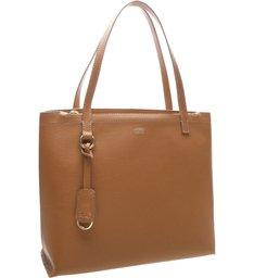 Bolsa Shopping Archetto Camel
