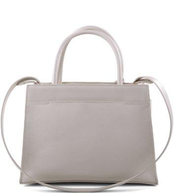 Bolsa Shopping Allegra Off-White