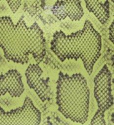 Nécessaire Snake Bella Média Neon Limão