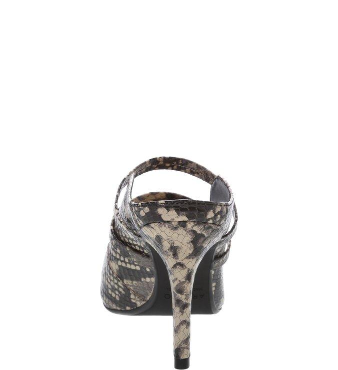 Mule Snake Aberto Tiras Osso