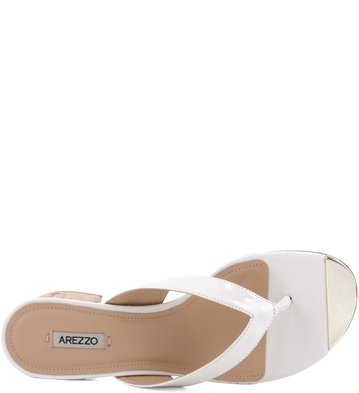 Mule Verniz Optical White