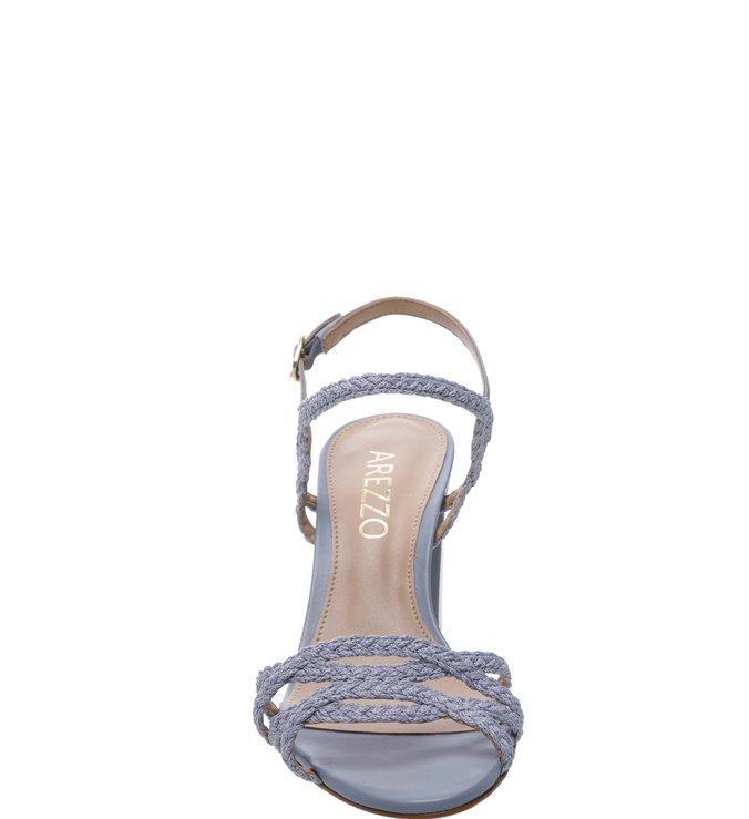 Sandália Trança Marina Blue