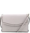 Bolsa Clutch Tachas Off-White