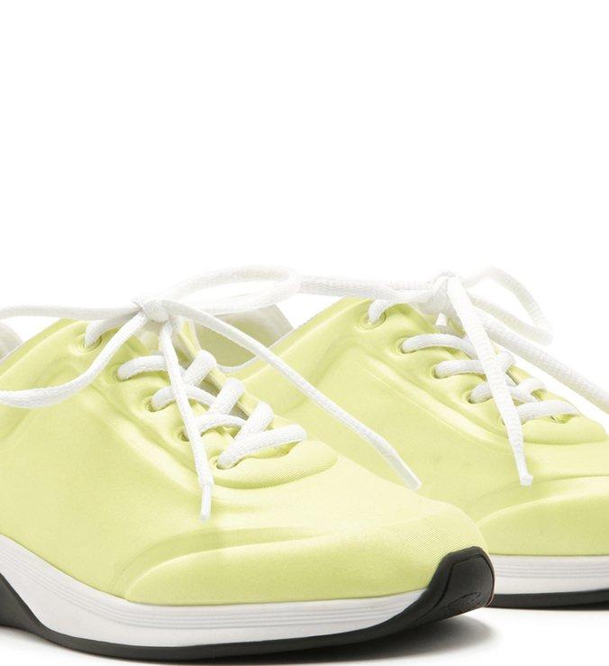 Tênis Tecido Cadarço Super Lemon Neon