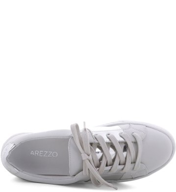 Tenis Silver-Stripe Branco