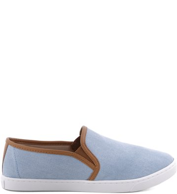 Slip On Casual Jeans