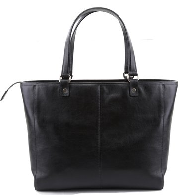 Bolsa Shopping Camille Preta