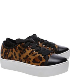 Tênis ZZ Mov Fun Multi Animal Print