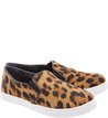 Slip-on Animal Print