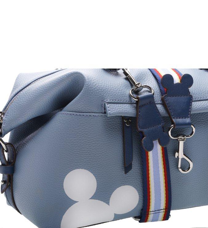 Disney | Bolsa Shopping Grande Prione Disney Vintage Blue e Indigo