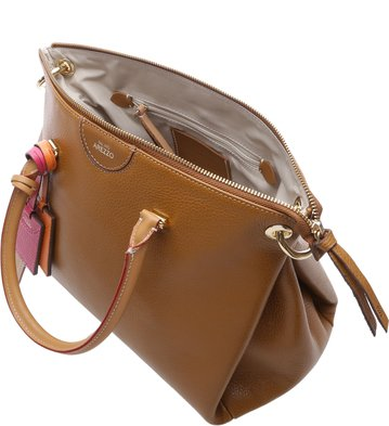Bolsa Satchel Tag Scoth