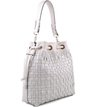 Bolsa Bucket Gaia Off-White