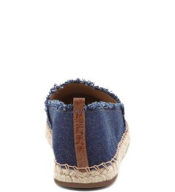 Espadrille Jeans Croco