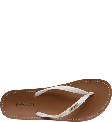277a628256 Chinelo Beach Chic Off-White