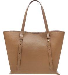 Bolsa Shopping Fivela Pelle