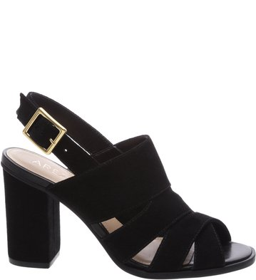 Sandal Boot Bloco Natural Savannah Preta