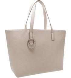 Bolsa Shopping Per Tutti Off White