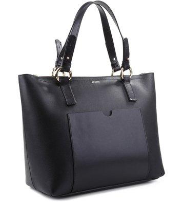 Shopping Basic Texturas Preta