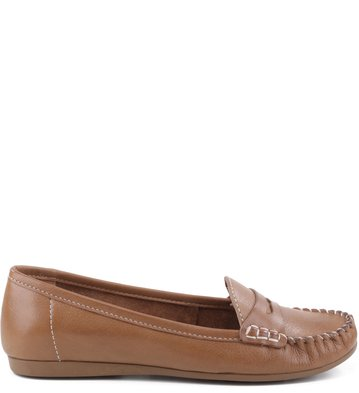 Mocassim Urban Tan