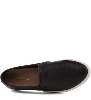 Slip-on Casual Preto