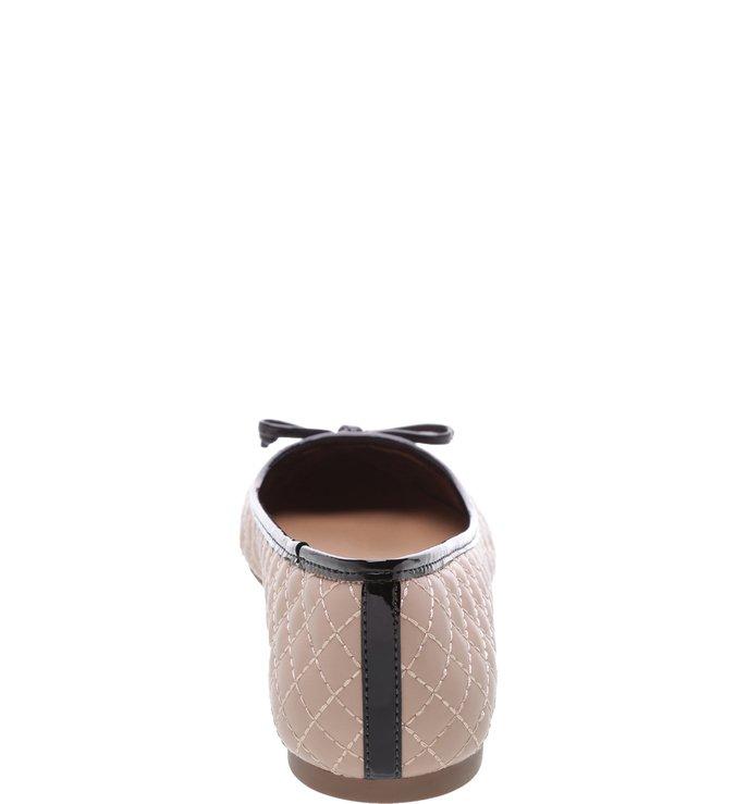 Sapatilha Matelassê Light Cream