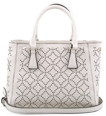 Bolsa Satchel Bella Off-White