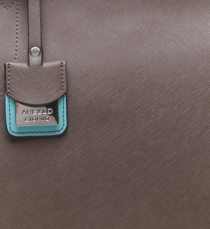 Bolsa Shopping Anastácia Grigio
