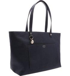 Bolsa Shopping Amanda Grande Blue Mist