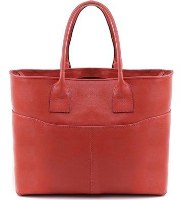 Bolsa Shopping Tressê Peach