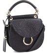 Mini Bag Recortes Carolina Preta