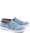 Slip-on Ethnic Pop Acqua