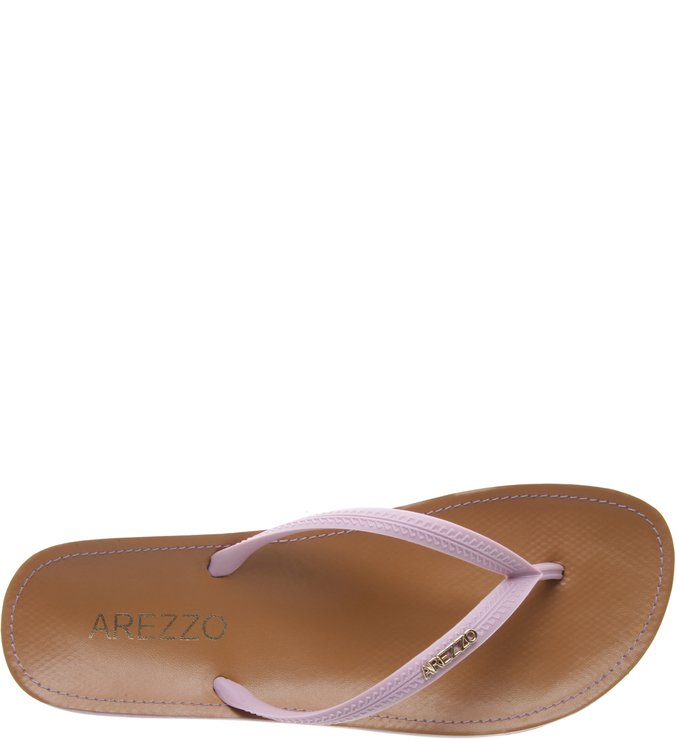 Chinelo Beach Chic Fun Lilac